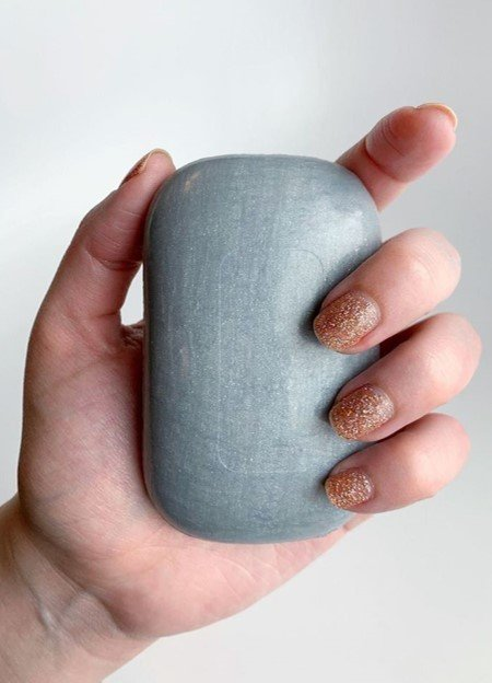 Detox Deodorizing Bar Soap Headshot
