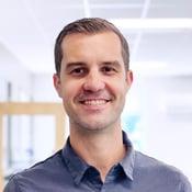 Twincraft Skincare employee - Matt Tracy