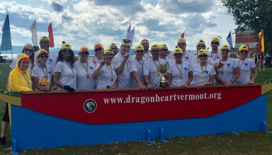 Twincraft Skincare Dragon Boat Team
