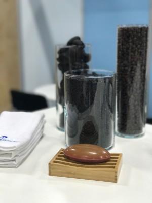 natural black materials