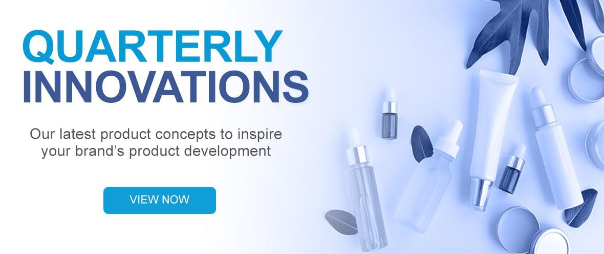 Twincraft Skincare's quarterly innovations