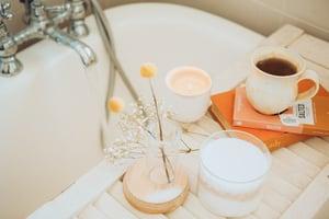 bath and tea