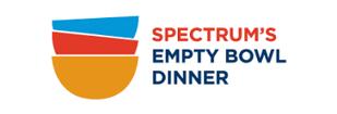 Spectrum's Empty Bowl Dinner logo