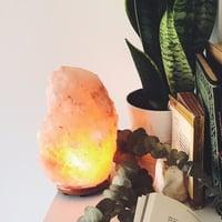 himalayan lamp
