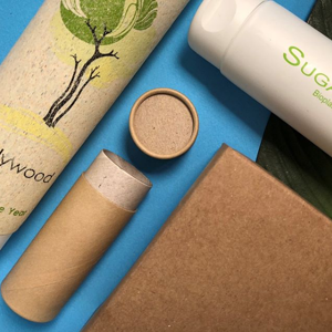 sustainable packaging options