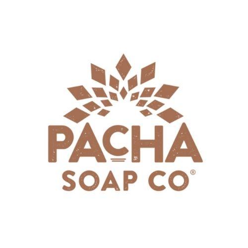 Pacha Soap Co Logo