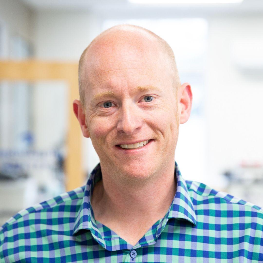 Twincraft Skincare employee - David Speed 2