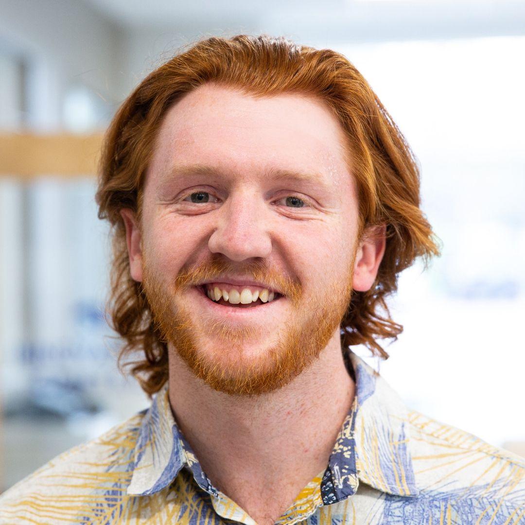 Twincraft Skincare employee - James Hall 2