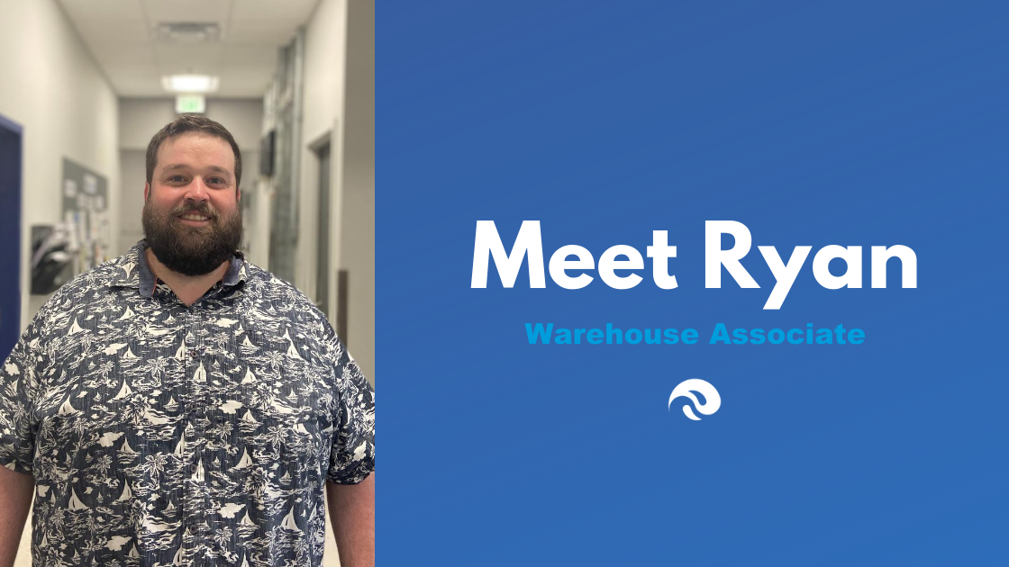 Meet Ryan Fitzpatrick, Warehouse Associate